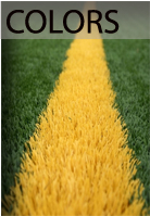 colored turf